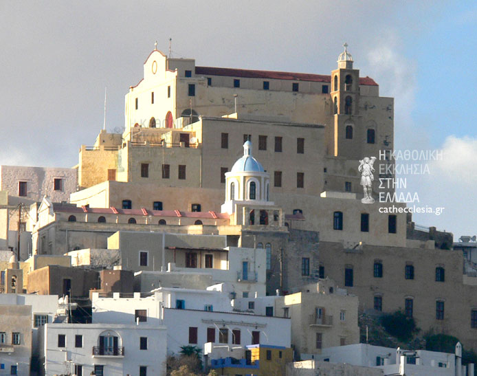 Καθολική Επισκοπή Σύρου